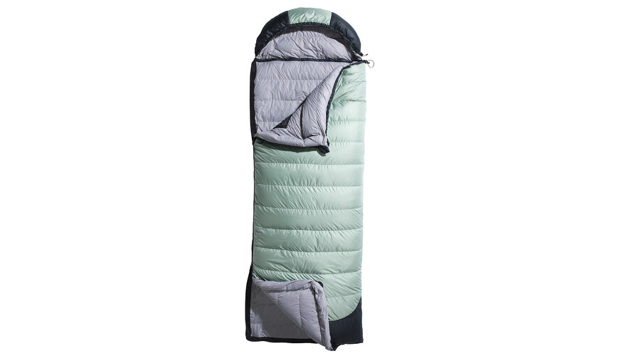 Nordisk Selma -8° Sleeping Bag XL mineral green/black
